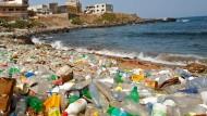 Plastikmüll-Fallen sollen Meere schützen