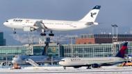Iran bestellt bis zu 127 Airbus-Flugzeuge