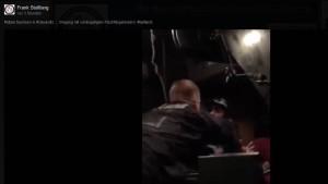 Neues Video zeigt umstrittenen Polizeieinsatz