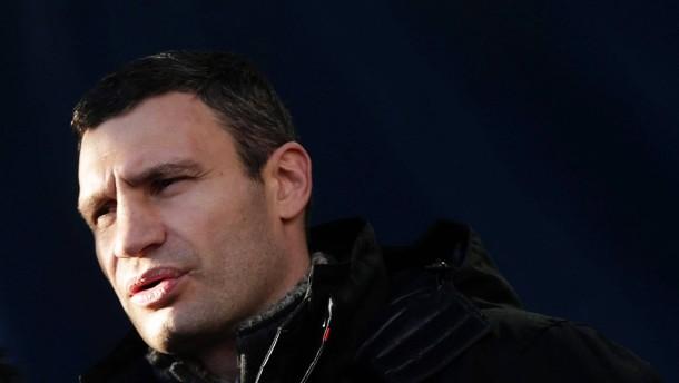 Klitschko kritisiert deutsche Manager
