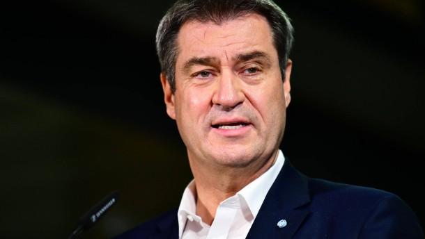 """Söder: """"Ergebnis ist kein Regierungsauftrag"""""""
