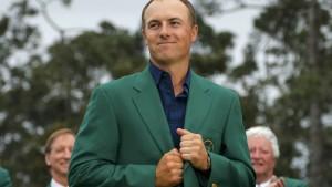 Grünes Jacket statt Goldmedaille