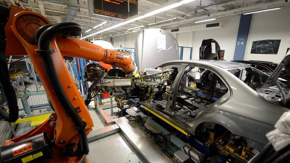 Zukunft der Produktion gehört Automaten - me Convention 2017