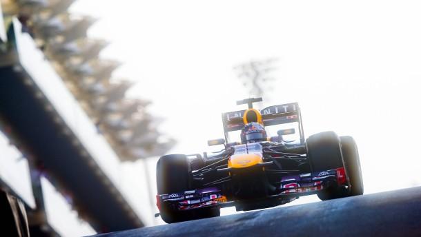 Vettel schon wieder fahrtüchtig