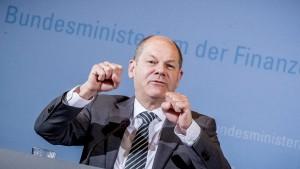 Deutschland nach 17 Jahren wieder unter Schulden-Grenze