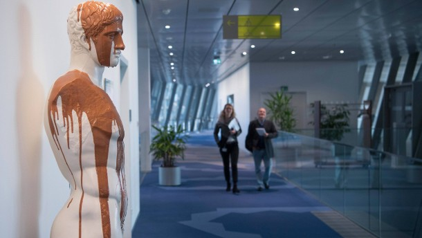 Kunstsammlung der EZB soll präsenter werden