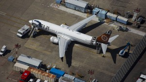 Negative Schlagzeilen drücken den Aktienkurs des Flugzeugherstellers