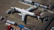 Das Unglücks-Modell von Boieng: die 737 Max.