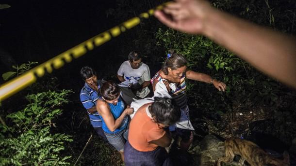 Die Blutspur durch Lateinamerika