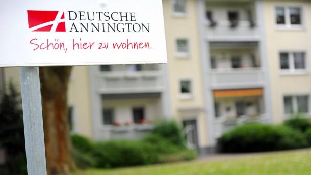 Willkommen, Deutsche Annington!
