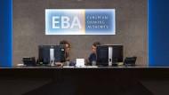 Bald in Frankfurt ansässig? Die Stadt am Main hat sich um die europäische Bankenaufsicht EBA beworben.