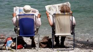 Union und SPD greifen nach der Rentenkasse