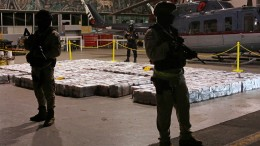 Rekordverdächtiger Drogenfund in Costa Rica