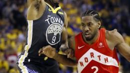 Die spektakulären Verschiebungen der NBA