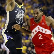 Nach Los Angeles? Gerne! – Zu den Lakers! Nein, danke! Mit Kawhi Leonard (rechts) ist den Los Angeles Clippers der Transfercoup des Jahres geglückt.