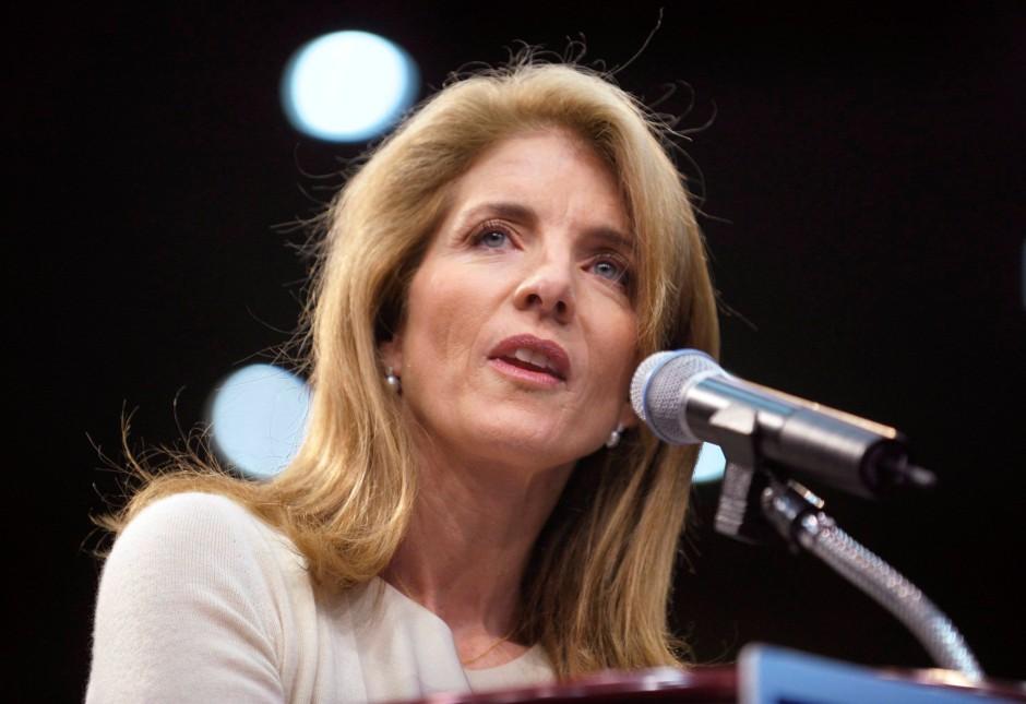 Caroline Kennedy: Sie ist die neue amerikanische Botschafterin in Japan und Tochter des ermordeten Präsidenten John F. Kennedy.