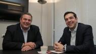 Tsipras bildet Kabinett in Rekordzeit
