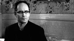 """Thomas Huber liest """"testbilder"""" von Sascha Anderson"""