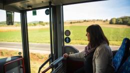 Aschaffenburger fahren samstags kostenlos Bus und Bahn