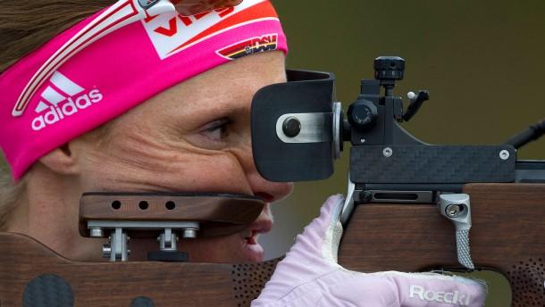 Deutsche Meisterschaft Biathlon 2012