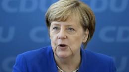 Über die Hälfte der Deutschen sind gegen Groko