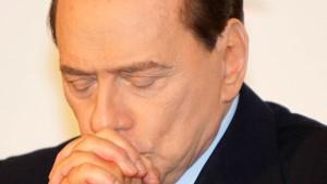 Italiens Haushaltsdebatte gerät zum Hürdenlauf
