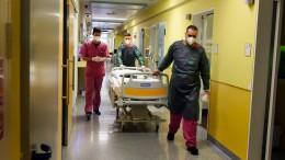 """Corona beschert Krankenhäusern """"ein goldenes Jahr"""""""