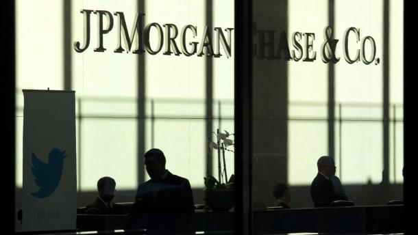 Amerikas gefährlichste Bank
