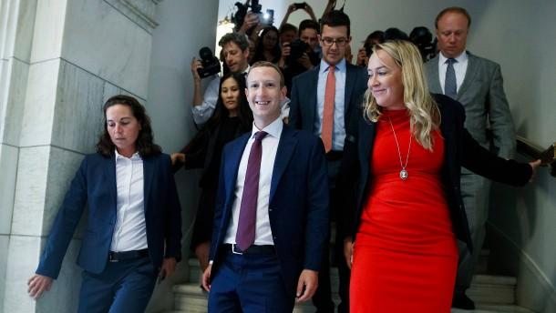 Zuckerberg warnte vor Tiktok