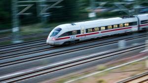 Regierung will drei neue Fernzug-Trassen bauen