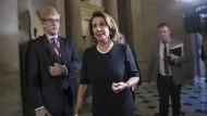 Demokraten vermelden Einigung mit Trump