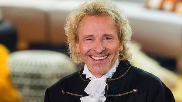 """Thomas Gottschalk moderiert ZDF-Show mit Musik der """"Hitparade"""""""