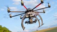 Polizei in North Dakota darf bewaffnete Drohnen einsetzen
