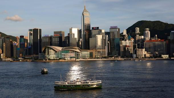 Hongkong wird zur Zockerbude