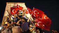 Mehr Türken beantragen Asyl in Deutschland