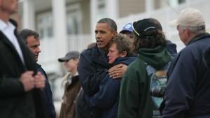 Obama verspricht unkomplizierte Hilfe