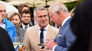 Smalltalk mit Prinz Charles