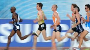 Die Einsamkeit des Mittelstreckenläufers