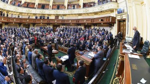 Ägyptens Parlament ebnet Weg für Militäreinsatz in Libyen