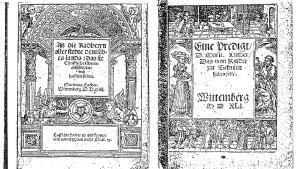 Drucke aus Eisenacher Lutherhaus gestohlen