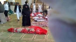 Moschee-Anschlag fordert 305 Tote