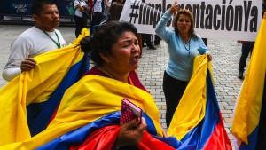 Kolumbien und Farc besiegeln Donnerstag neuen Friedenspakt