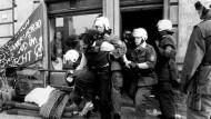 Wie Berlin zur Hochburg der Hausbesetzer wurde