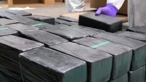 Polizei entdeckt 2,5 Tonnen Crystal Meth