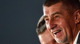 Milliardär Babiš gewinnt Parlamentswahl