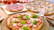 Auch in einer Tiefkühl-Pizza ist bereits Zucker enthalten, der den Tagesbedarf schnell decken kann