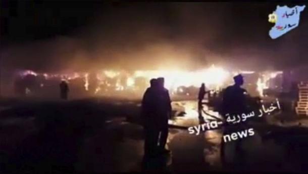 Mindestens 15 Tote bei mutmaßlichem Raketenangriff Israels