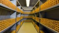 Echte Schätze: Die Bundesbank verfügt über die zweitgrößten Goldreserven der Welt.