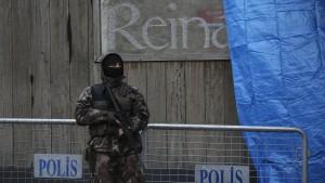 "Mutmaßlicher Hintermann des ""Reina""-Anschlags gefasst"