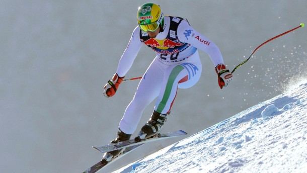 Alpine Skiing World Cup in Kitzbuehel